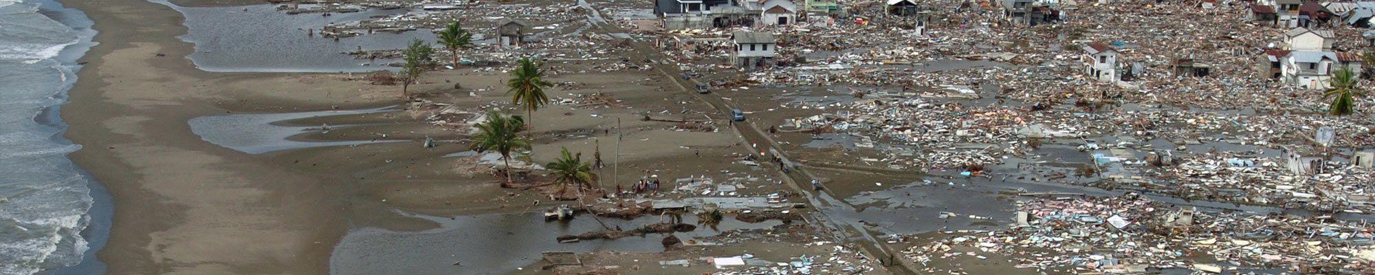 Aviso tsunamis Sistemas autónomos de monitorización y aviso